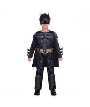 Costum carnaval copii Batman cu Licenta
