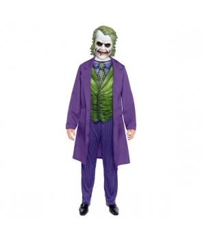 Costum carnaval adulti Jocker Harley Quinn