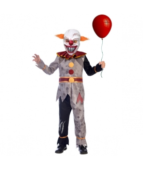 Costum Halloween Clovn infricosator