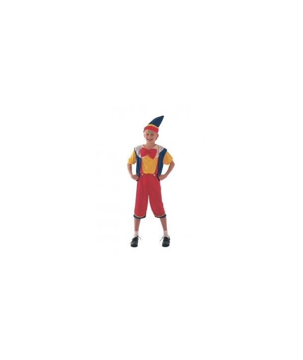 Costum carnaval copii Pinochio