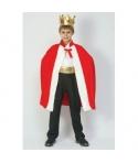 Costum carnaval baieti rege pelerina