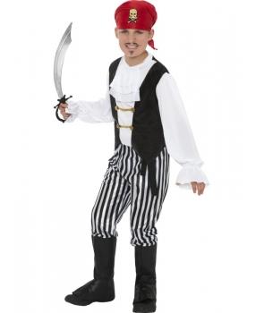 Costum carnaval baieti pirat