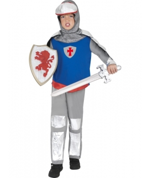 Costum carnaval copii cavaler medieval