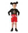 Costum carnaval copii Micky Mouse cu Licenta