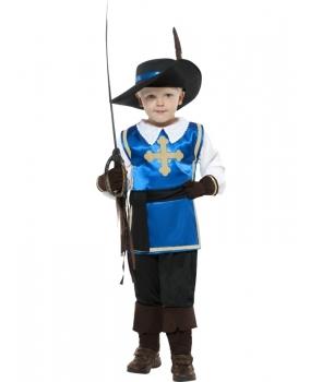 Costum carnaval copii Muschetar