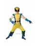 Costum carnaval copii Wolverine cu licenta