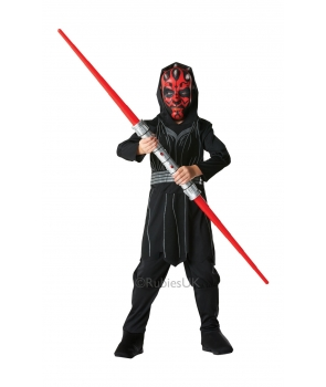 Costum carnaval baieti Darth Maul