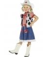 Costum carnaval copii cowgirl