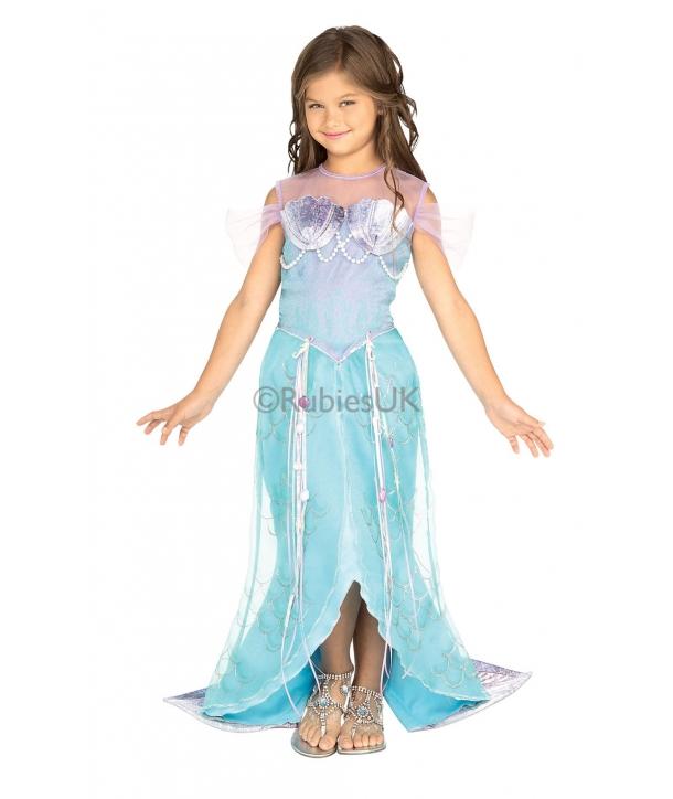 Costum carnaval Sirena