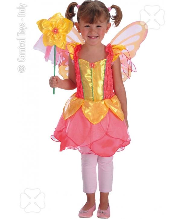 Costum carnaval Zana roz