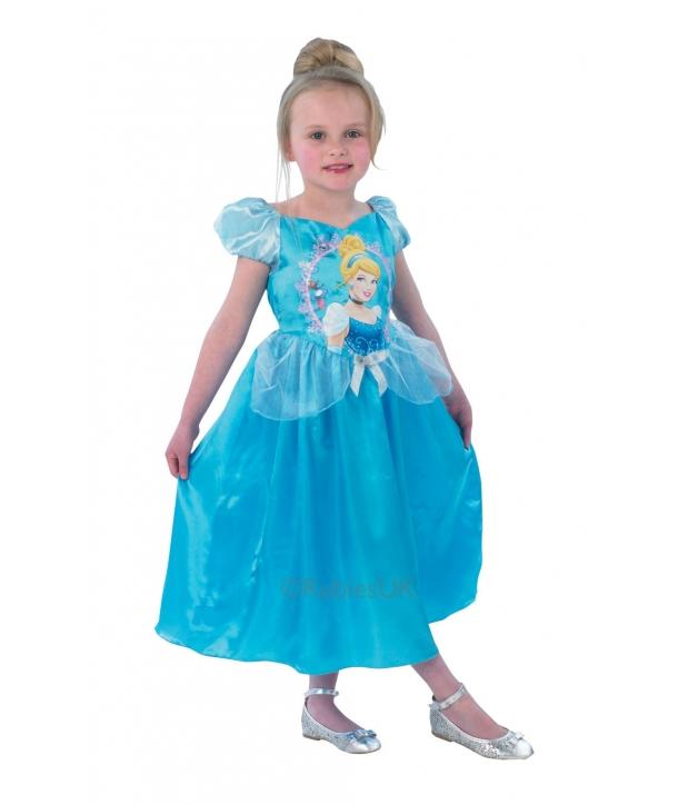 Costum carnaval Printesa Disney Cenusareasa