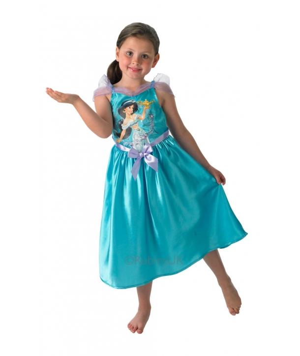 Costum carnaval Disney Jasmine cu licenta