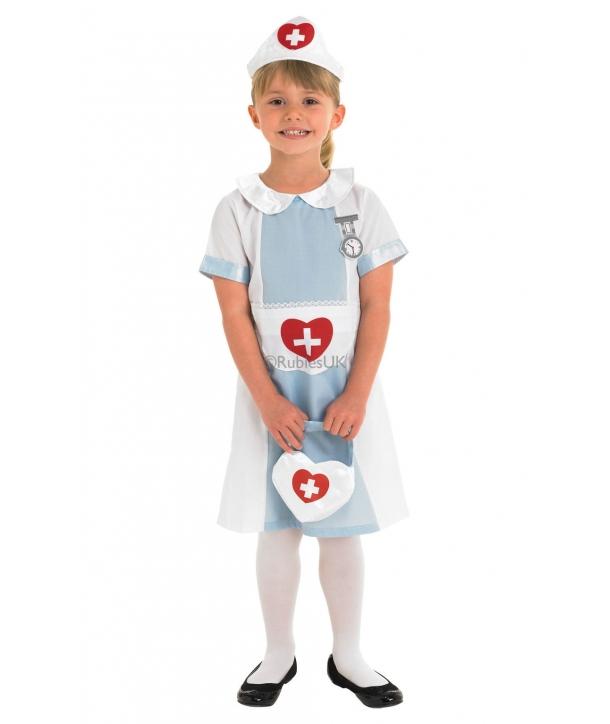 Costum carnaval asistenta