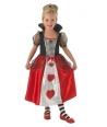 Costum carnaval Regina de Inima Rosie