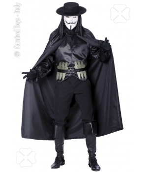 Costum carnaval adulti Vendetta