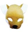 Masca animale Vulpe sunet