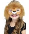 Masca carnaval animale - leu