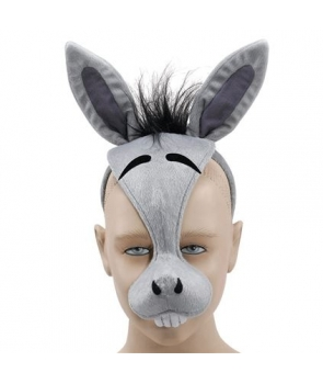 Masca carnaval animale - magar cu sunet