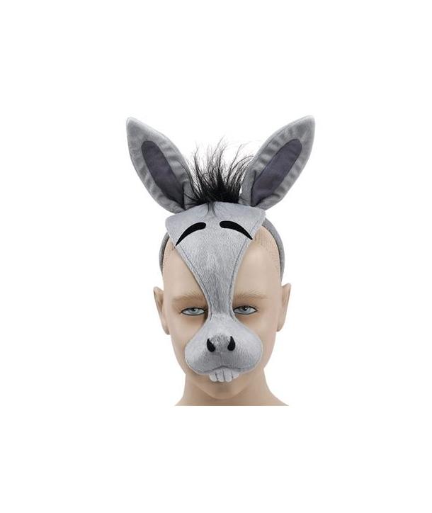 Masca carnaval - magar cu sunet