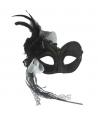 Masca carnaval cu fundita
