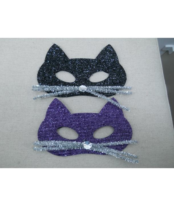Masca carnaval pisica