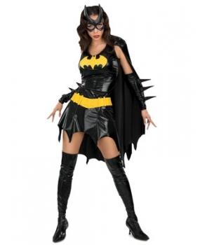 Costum carnaval femei Batgirl