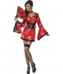 Costum carnaval femei gheisa