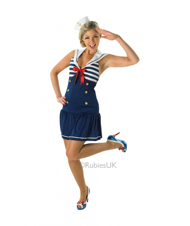 Costum femei marinar