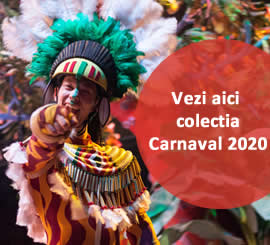 Costume Carnaval 2020