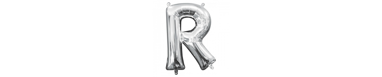 Baloane litere